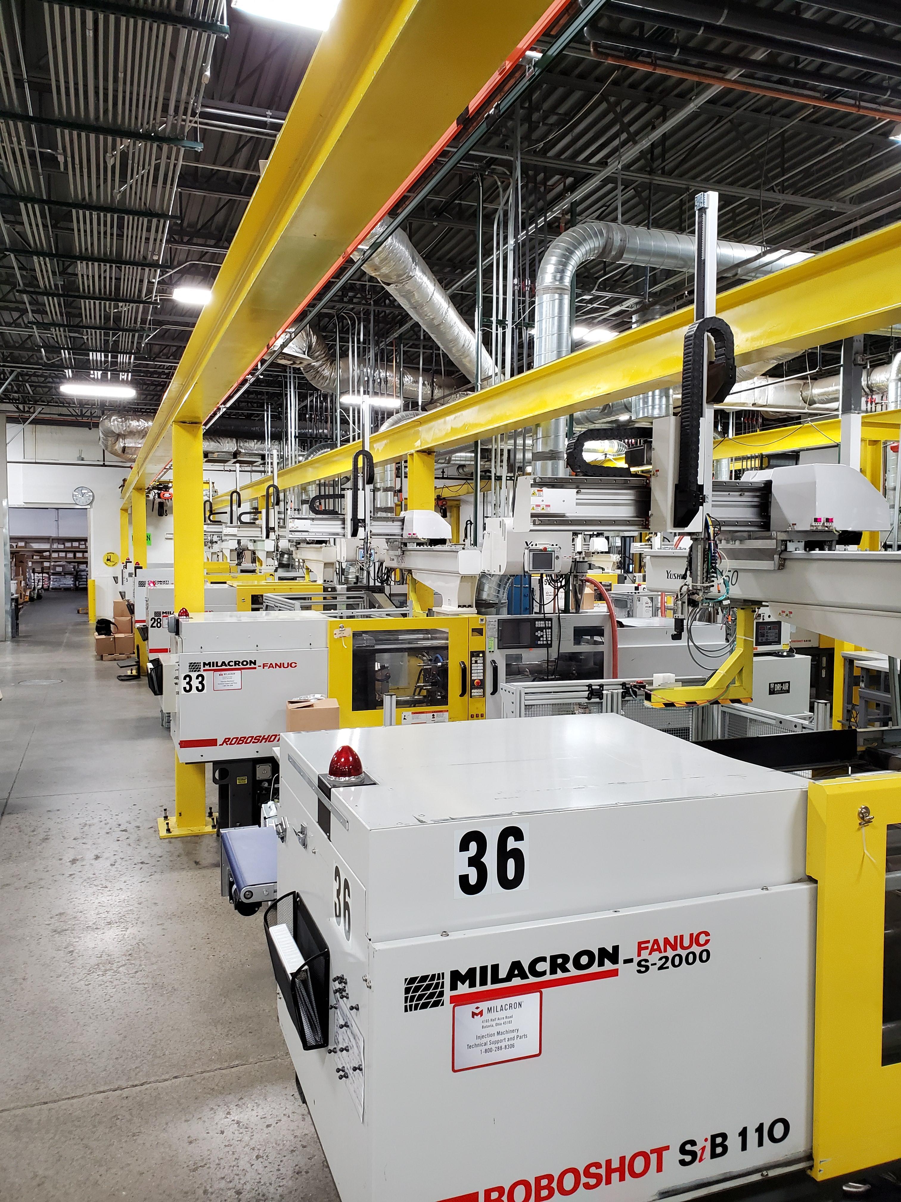 AIM Processing Company Equipment