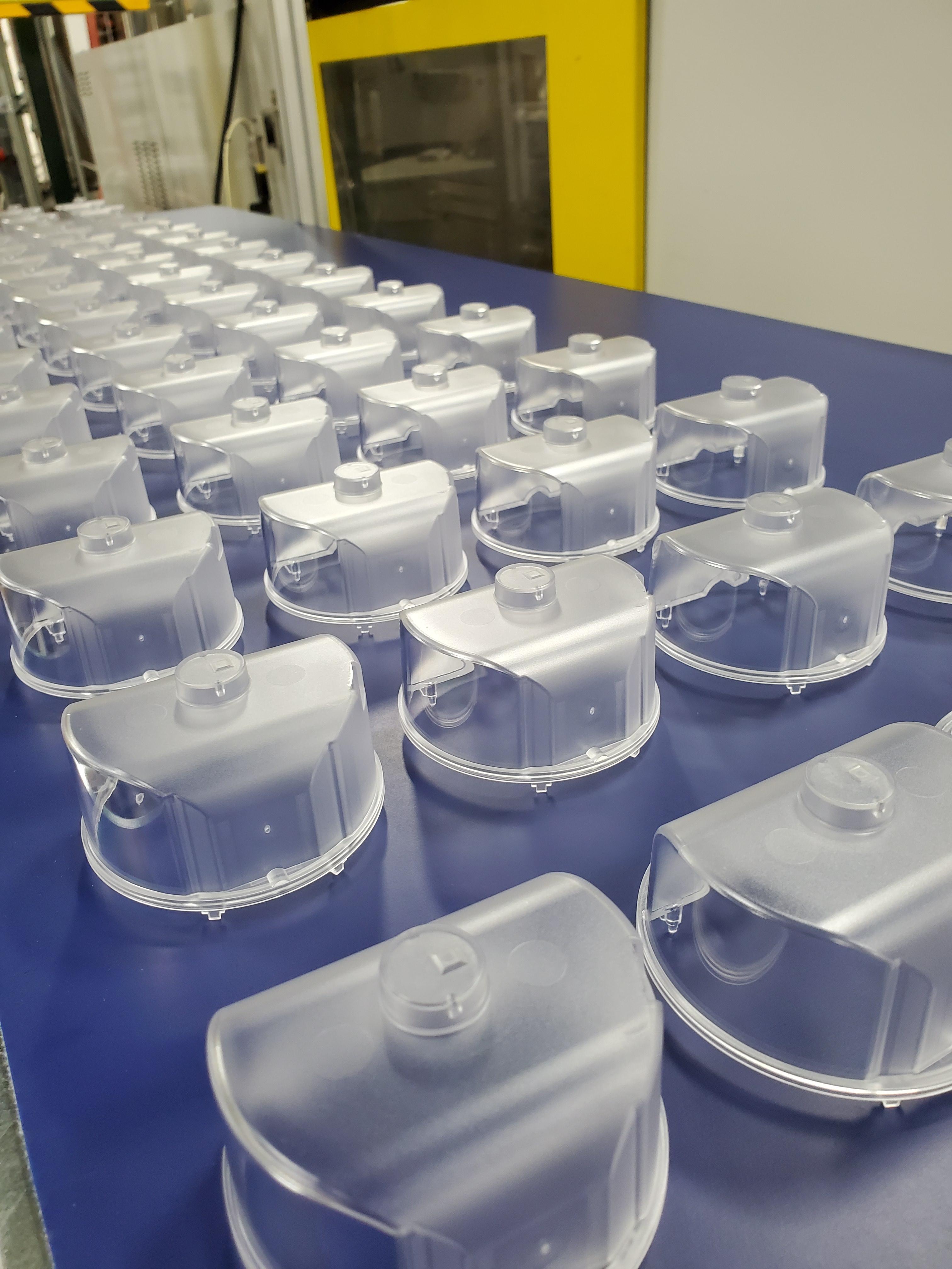 Plastic Molding Project Equipment