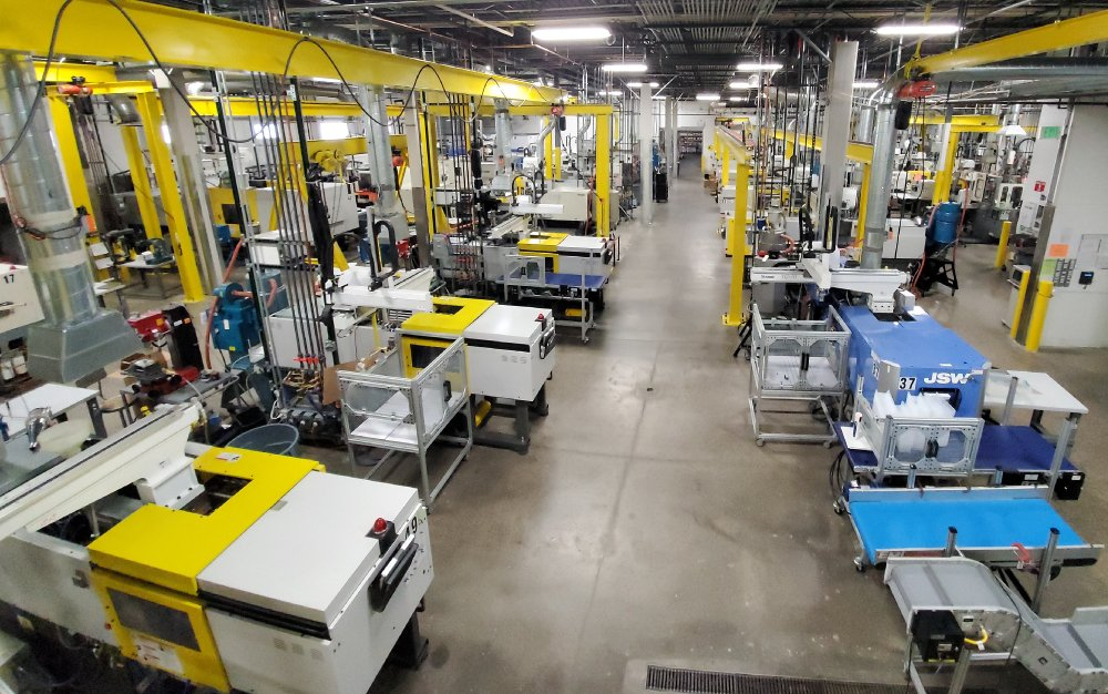AIM Processing Production Facility